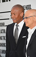 Dr. Dre &amp; Jimmy Iovine at the premiere for the HBO documentary series &quot;The Defiant Ones&quot; at the Paramount Theatre. Los Angeles, USA 22 June  2017<br /> Picture: Paul Smith/Featureflash/SilverHub 0208 004 5359 sales@silverhubmedia.com
