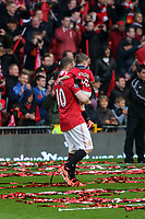 Pictured: Wayne Rooney.<br />
