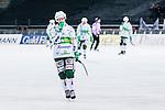Solna 2014-03-16 Bandy SM-final herrar Sandvikens AIK - V&auml;ster&aring;s SK :  <br /> V&auml;ster&aring;s Jesper Hermansson deppar<br /> (Foto: Kenta J&ouml;nsson) Nyckelord:  SM SM-final final herr herrar VSK V&auml;ster&aring;s SAIK Sandviken  depp besviken besvikelse sorg ledsen deppig nedst&auml;md uppgiven sad disappointment disappointed dejected