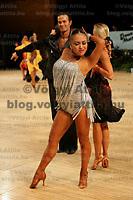 0801241174c UK Open dance competition. International Centre,  Bournemouth, United Kingdom. Thursday, 24. January 2008. ATTILA VOLGYI