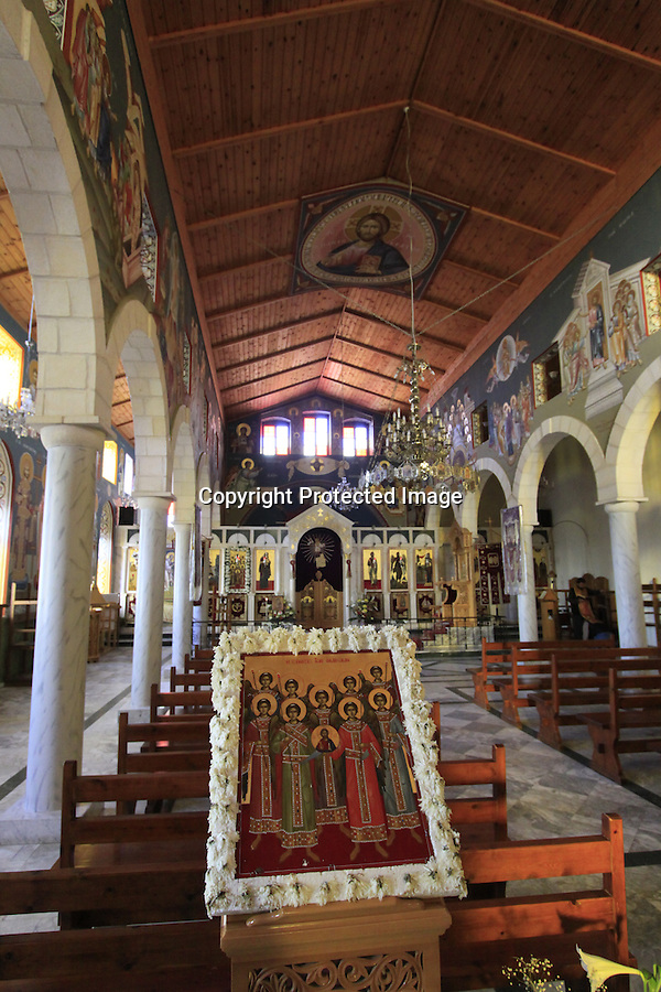 Israel, Tel Aviv-Yafo, St. Michael's Greek Orthodox Church in Jaffa