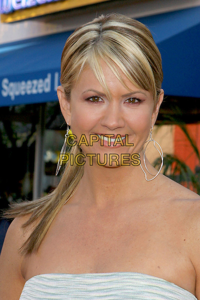 "NANCY ODELL.""Cinderella Man"" World Premiere held at The Gibson Amphitheatre, Universal City, California.May 23rd, 2005.Photo Credit: Jacqui Wong/AdMedia.headshot portrait silver hoop earrings.www.capitalpictures.com.sales@capitalpictures.com.© Capital Pictures."