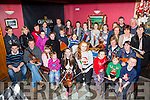 Members of CCE Barr na Sraide at their Christmas Party and Session in The East End Bar on Friday night.