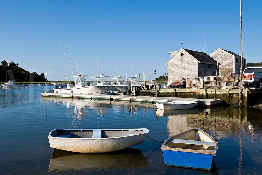 Mill Creek Pond , Chatham , Cape Cod , MA