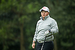 Mend-Chu Chen of Chinese Taipei tees off at the 14th hole during Round 1 of the World Ladies Championship 2016 on 10 March 2016 at Mission Hills Olazabal Golf Course in Dongguan, China. Photo by Victor Fraile / Power Sport Images