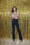 "Victoria's Secret Angel Lais Ribeiro reveals ""The 2017 Champagne Night Fantasy Bra"" designed exclusively for Victoria's Secret by Mouawad, November 1, 2017."