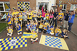 27/09/2013 Clare fans at Lissaniska, Claureen, Ennis. Picture: Don Moloney / Press 22