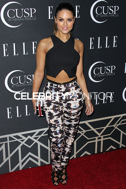 HOLLYWOOD, LOS ANGELES, CA, USA - APRIL 22: Pia Toscano at the 5th Annual ELLE Women In Music Concert Celebration presented by CUSP by Neiman Marcus held at Avalon on April 22, 2014 in Hollywood, Los Angeles, California, United States. (Photo by Xavier Collin/Celebrity Monitor)