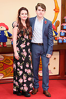 "Madeleine Harris and Samuel Joslin<br /> at the ""Paddington 2"" premiere, NFT South Bank,  London<br /> <br /> <br /> ©Ash Knotek  D3346  05/11/2017"