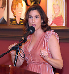 Stephanie J. Block during The 69th Annual Outer Critics Circle Awards Dinner at Sardi's on May 23, 2019 in New York City.
