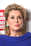 Catherine Deneuve.attending the Film Society of Lincoln Center's 39th Annual Chaplin Award Gala honoring Catherine Deneuve at the Alice Tully Hall in New York City. 4/2/2012