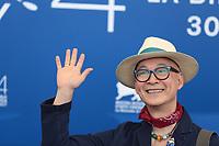 Yonfan at the &quot;Venezia 74&quot; jury  photocall, 74th Venice Film Festival in Italy on 30 August 2017.<br /> <br /> Photo: Kristina Afanasyeva/Featureflash/SilverHub<br /> 0208 004 5359<br /> sales@silverhubmedia.com