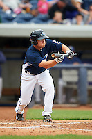 West Michigan Whitecaps shortstop Garrett Mattlage (7) at bat during a game against the Cedar Rapids Kernels on June 7, 2015 at Fifth Third Ballpark in Comstock Park, Michigan.  West Michigan defeated Cedar Rapids 6-2.  (Mike Janes/Four Seam Images)