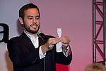 18.09.2012. Presentation of 'SMedia Group Theatre Season 2012/2013' at the Theater Cofidis in Madrid. In the image Jorge Blass (Alterphotos/Marta Gonzalez) .