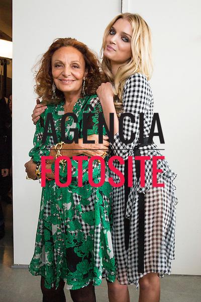 Diane von Fustemberg<br /> <br /> New York  -  Verao 2015. <br /> <br /> Foto: FOTOSITE