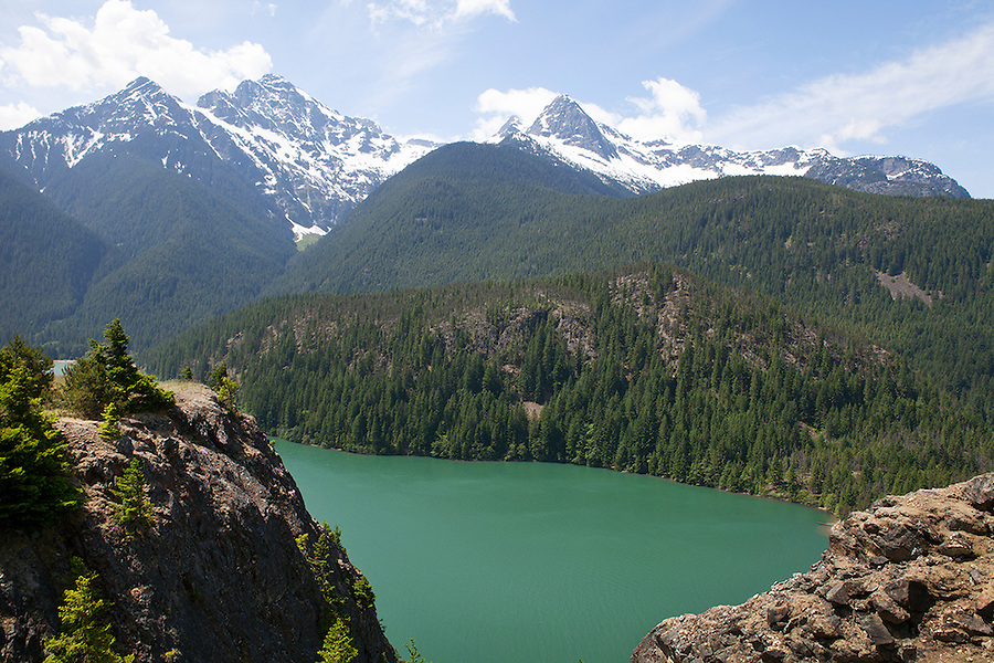 North Cascades National Park, Washington State, WA, USA
