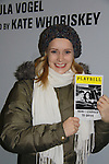 01-25-12 How I Learned To Drive - Marnie Schulenburg - Second Stage Theatre, NYC