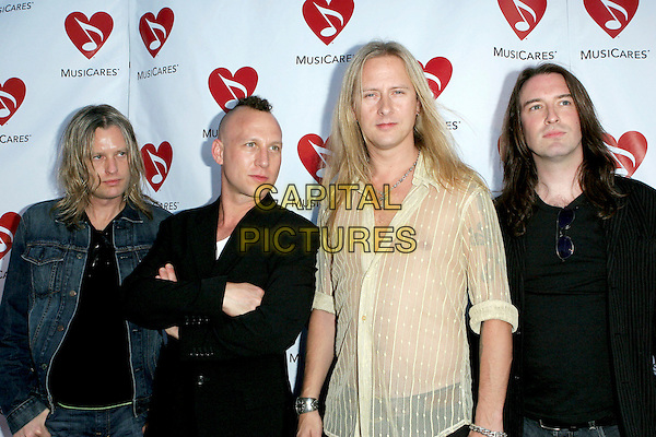JERRY CANTRELL OF CARDBOARD VAMPYRES.Attend The Musicares Map Fund Concert to Honor Goldenvoice held at The Henry Fonda Music Box Theatre in Hollywood, California, USA, May 20th 2005..half lengt yellow cream see through thru sheer shirt nipples chest.Ref: ADM.www.capitalpictures.com.sales@capitalpictures.com.©JWong/AdMedia/Capital Pictures.