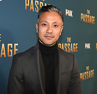 "SANTA MONICA - JANUARY 10: Alain Uy attends the red carpet premiere party for FOX's ""The Passage"" at The Broad Stage on January 10, 2019, in Santa Monica, California. (Photo by Frank Micelotta/Fox/PictureGroup)"