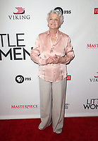 LOS ANGELES, CA - MAY 5: Angela Lansbury at the Little Women FYC Event at the Linwood Dunn Studios in Los Angeles, California on May 5, 2018. Credit: Faye Sadou/MediaPunch