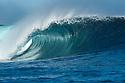 Empty wave at a secret spot in Western Australia.
