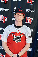 Brendan Curtis during the Under Armour All-America Tournament powered by Baseball Factory on January 17, 2020 at Sloan Park in Mesa, Arizona.  (Mike Janes/Four Seam Images)