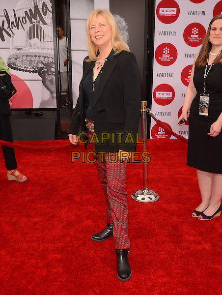 10 April 2014 - Hollywood, California - Candy Clark.   Arrivals for the world premiere of the restoration of &quot;Oklahoma&quot; held at the TCL Chinese Theatre IMAX in Hollywood, Ca.  <br /> CAP/ADM/BT<br /> &copy;Birdie Thompson/AdMedia/Capital Pictures