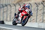 2016 FIM Superbike World Championship, Round 09, Laguna Seca, United States of America, 7 - 10 July 2016, Josh Brookes, BMW