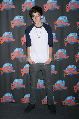 Singer Jackson Guthy visits Planet Hollywood Times Square on June 24, 2011 in New York City. © mpi01 / MediaPunch Inc.