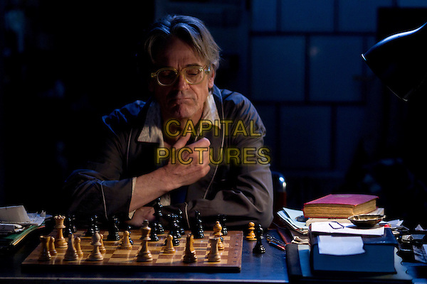 Jeremy Irons <br /> in Night Train to Lisbon (2013) <br /> *Filmstill - Editorial Use Only*<br /> CAP/FB<br /> Image supplied by Capital Pictures