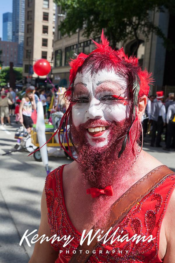 Seattle Pride Parade and Festival, Washington, USA.