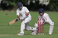A Kumar of Gidea Park during Hutton CC vs Gidea Park and Romford CC, Shepherd Neame Essex League Cricket at the Polo Field on 11th May 2019