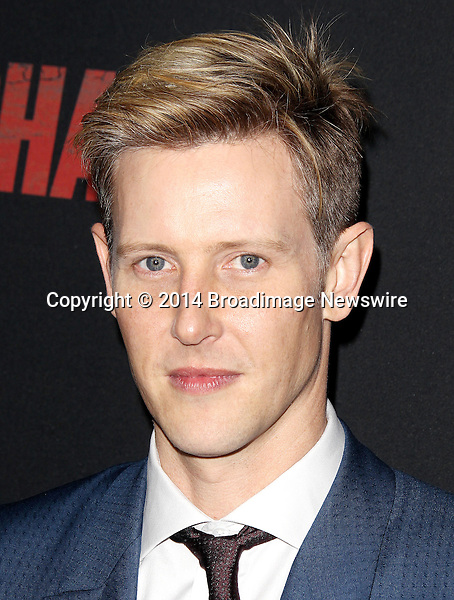 Pictured: Gabriel Mann<br /> Mandatory Credit &copy; Frederick Taylor/Broadimage<br /> Premiere Of Pantelion Films And Participant Media's &quot;Cesar Chavez&quot; - Arrivals<br /> <br /> 3/20/14, Hollywood, California, United States of America<br /> <br /> Broadimage Newswire<br /> Los Angeles 1+  (310) 301-1027<br /> New York      1+  (646) 827-9134<br /> sales@broadimage.com<br /> http://www.broadimage.com