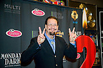 2 Year anniversary, Mondays Dark in the Joint Hard Rock Casino 12-14-15, Penn Jillette of the comedy/magic team Penn & Teller