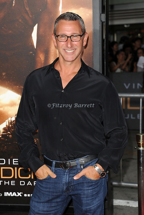 Adam Shankman at the RIDDICK World Premiere, held at the Regency Village Theater Los Angeles, Ca. August 28, 2013