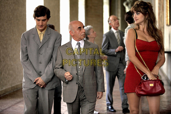 Alessandro Tiberi, Roberto Della Casa, Penelope Cruz.in To Rome With Love .*Filmstill - Editorial Use Only*.CAP/NFS.Supplied by Capital Pictures.