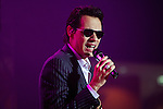 Nov 29, 2009 -Athens, Greece - Marc Anthony live at the 2nd Todo Latino Salsa Festival. Credit Aristidis Vafeiadakis/ZUMA Press