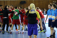 Cristian Fenici este dezamagit la finalul meciului