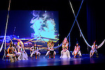 MIAMI, FL - SEPTEMBER 29: Wannu, Yawavana, Kenewecí, Matsini, Pekúti, Meu, Matsa Hushahu and Hukena performs during the Journey to Mutum: A Cultural Encounter with the Yawanawá Tribe of the Brazilian Amazon at Miami Theater Center on September 29, 2016 in Miami, Florida. ( Photo by Johnny Louis / jlnphotography.com )