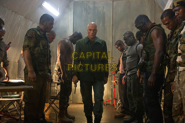 Jean-Claude Van Damme  .in Universal Soldier: Day of Reckoning (2012) .*Filmstill - Editorial Use Only*.CAP/NFS.Supplied by Capital Pictures.
