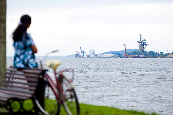 Antonina_PR, Brasil...Porto de Antonina localizada na baia de Paranagua no litoral do Parana...Antonina Port in Parana...Foto: BRUNO MAGALHAES / NITRO