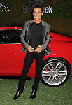 WEST HOLLYWOOD, CA- MAY 02: TV personality Bruno Tonioli attends the Jaguar North America and BritWeek present a Villainous Affair held at The London on May 2, 2014 in West Hollywood, California.