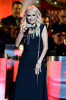 25 September 2019 - Nashville, Tennessee - Kristin Chenoweth. 2019 CMA Country Christmas held at the Curb Event Center. Photo Credit: Dara-Michelle Farr/AdMedia