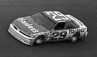 #29 Cale Yarborough Oldsmobile Daytona 500 at Daytona International Speedway in Daytona Beach, FL on February 14, 1988. (Photo by Brian Cleary/www.bcpix.com)