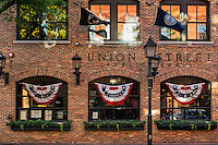 Pub in Old Town, Alexandria, Virginia, USA