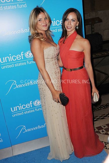 WWW.ACEPIXS.COM . . . . . .November 27, 2012...New York City....Jenna Bush and Barbara Bush attend the Unicef Snowflake Ball at Cipriani 42nd Street on November 27, 2012 in New York City ....Please byline: KRISTIN CALLAHAN - ACEPIXS.COM.. . . . . . ..Ace Pictures, Inc: ..tel: (212) 243 8787 or (646) 769 0430..e-mail: info@acepixs.com..web: http://www.acepixs.com .