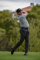 Eddie Pepperell (ENG) watches his tee shot on 3 during day 2 of the WGC Dell Match Play, at the Austin Country Club, Austin, Texas, USA. 3/28/2019.<br /> Picture: Golffile | Ken Murray<br /> <br /> <br /> All photo usage must carry mandatory copyright credit (© Golffile | Ken Murray)