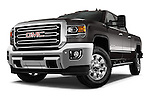 GMC Sierra 3500HD SLT Long Bed Crew Cab Truck 2015