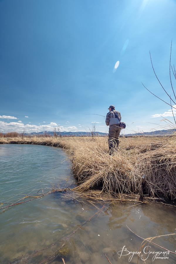 Ruby River, Montana