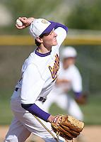 Baseball vs Elwood 4-24-12